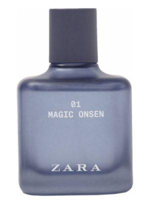01 Magic Onsen Zara женские