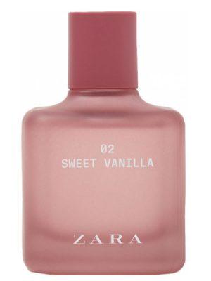 02 Sweet Vanilla Zara женские