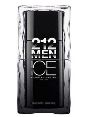 212 Men Ice Carolina Herrera мужские