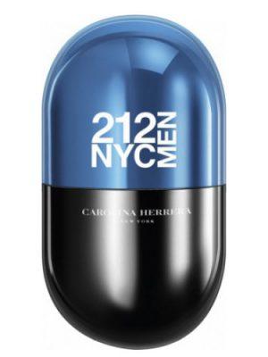 212 NYC Men Pills Carolina Herrera мужские