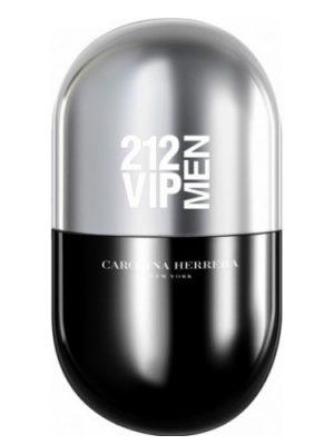 212 VIP MEN Pills Carolina Herrera мужские