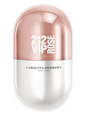 212 VIP Rose Pills Carolina Herrera женские