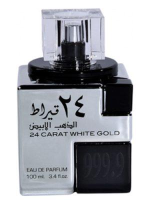 24 CARAT WHITE GOLD Lattafa Perfumes унисекс