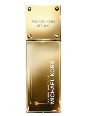 24K Brilliant Gold Michael Kors женские