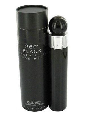 360 Black for Men Perry Ellis мужские