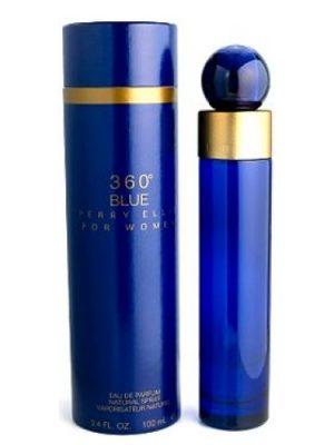 360 Blue Perry Ellis женские