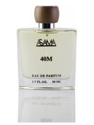 40M ASAMA Perfumes унисекс