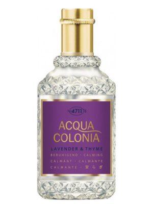 4711 Acqua Colonia Lavender & Thyme 4711 унисекс