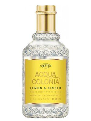 4711 Acqua Colonia Lemon & Ginger 4711 унисекс