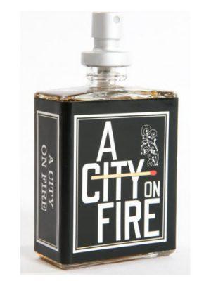 A City On Fire Imaginary Authors унисекс