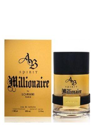 AB Spirit Millionaire Lomani мужские