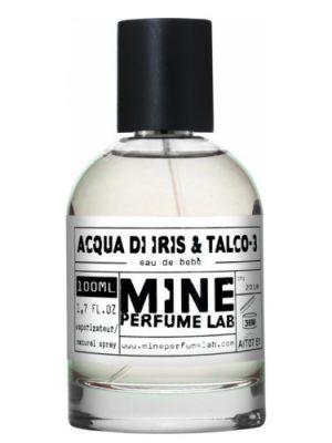 Acqua Di Iris & Talco-23 Mine Perfume Lab унисекс