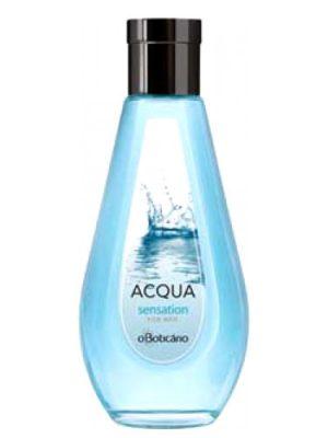 Acqua Sensation For Men O Boticario мужские