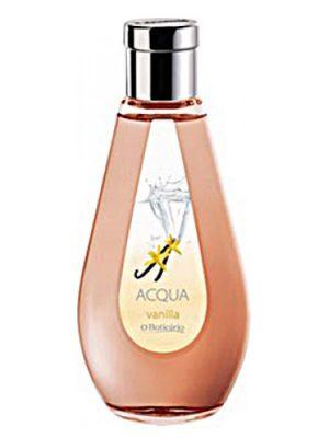 Acqua Vanilla O Boticario женские