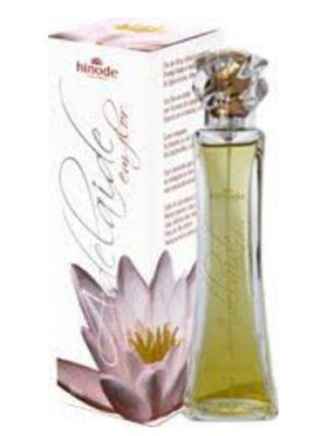 Adelaide em Flor Flor de Lotus Hinode женские