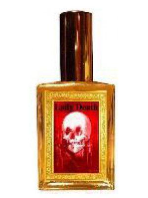 Afraid of the Dark: Lady Death Opus Oils унисекс