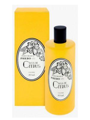 Agua de Citrus Phebo унисекс