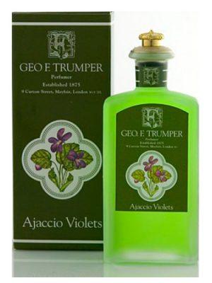 Ajaccio Violets Cologne Geo. F. Trumper мужские