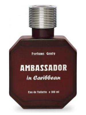 Ambassador in Caribbean Parfums Genty мужские