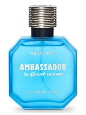 Ambassador in Great Ocean Parfums Genty мужские