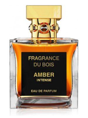 Amber Intense Fragrance du Bois унисекс