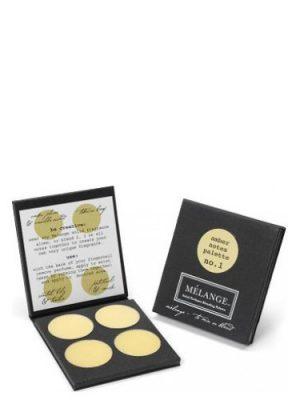 Amber Notes Palette No. 1 Melange Perfume унисекс