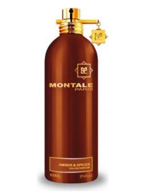Amber & Spices Montale унисекс