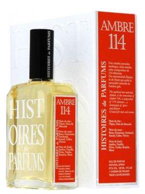 Ambre 114 Histoires de Parfums унисекс