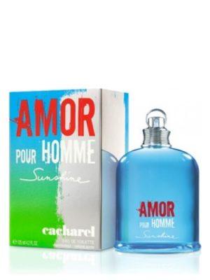 Amor pour Homme Sunshine Cacharel мужские