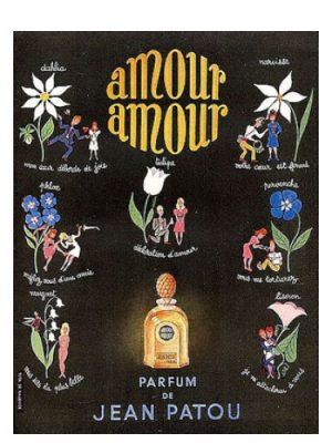 Amour Amour Jean Patou женские