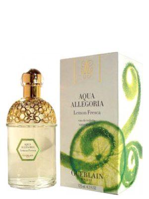Aqua Allegoria Lemon Fresca Guerlain унисекс