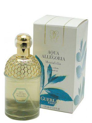 Aqua Allegoria Mentafollia Guerlain унисекс