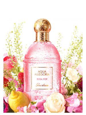 Aqua Allegoria Rosa Pop Guerlain женские