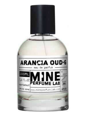 Arancia Oud-6 Mine Perfume Lab унисекс