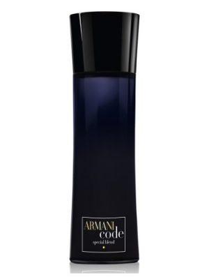 Armani Code Special Blend Giorgio Armani мужские