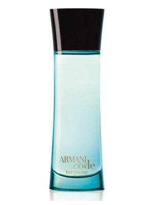 Armani Code Turquoise for Men Giorgio Armani мужские