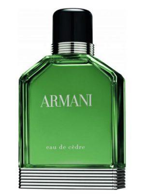 Armani Eau de Cedre Giorgio Armani мужские