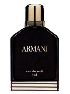 Armani Eau de Nuit Oud Giorgio Armani мужские