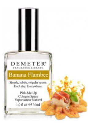 Banana Flambee Demeter Fragrance унисекс
