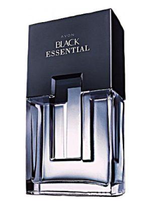 Black Essential Avon мужские
