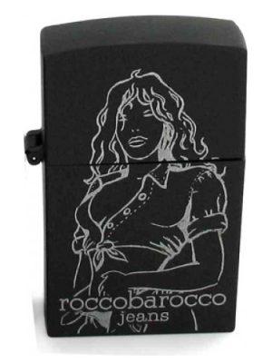 Black Jeans Femme Roccobarocco женские