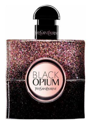 Black Opium Dazzling Lights Edition Yves Saint Laurent женские