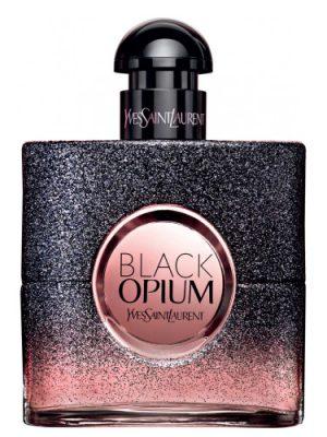 Black Opium Floral Shock Yves Saint Laurent женские
