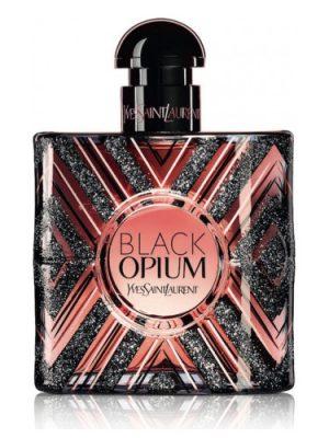 Black Opium Pure Illusion Yves Saint Laurent женские