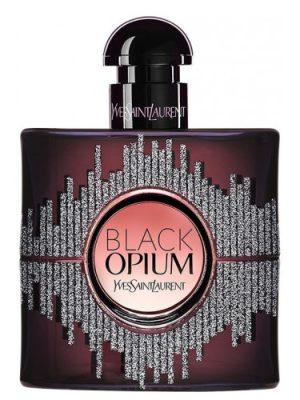 Black Opium Sound Illusion Yves Saint Laurent женские