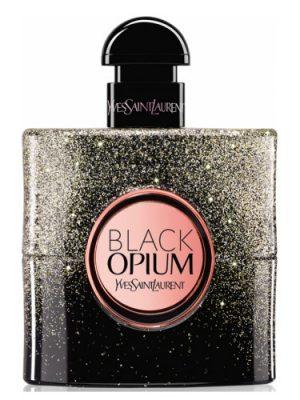 Black Opium Sparkle Clash Limited Collector's Edition Eau de Parfum Yves Saint Laurent женские
