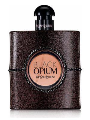Black Opium Sparkle Clash Limited Collector's Edition Eau de Toilette Yves Saint Laurent женские