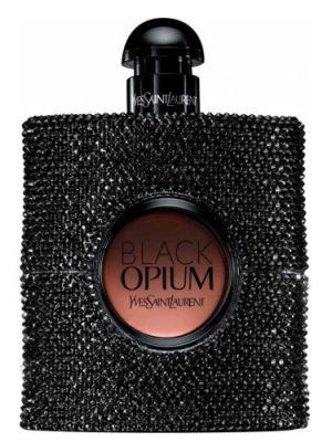 Black Opium Swarovski Edition Yves Saint Laurent женские