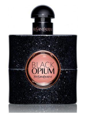 Black Opium Yves Saint Laurent женские