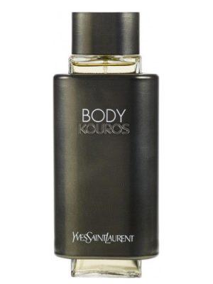 Body Kouros Yves Saint Laurent мужские